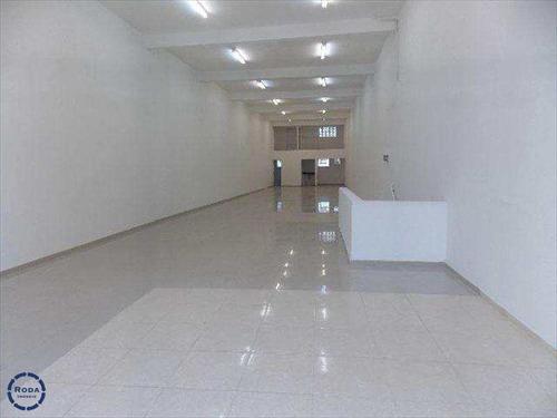Sala Em Santos Bairro Centro - A5492