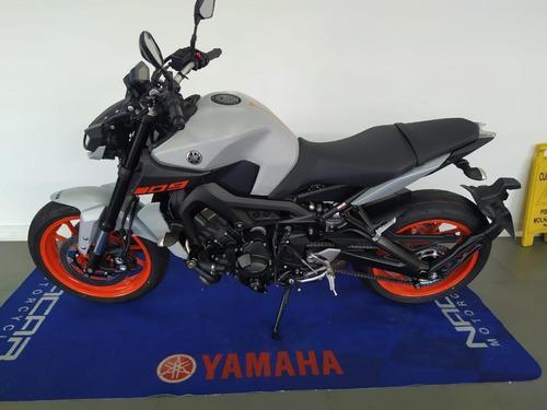 Yamaha Mt 09 Abs Cinza 2021