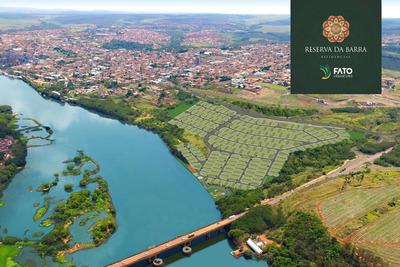 Terreno Loteamento Fechado Barra Bonita/sp