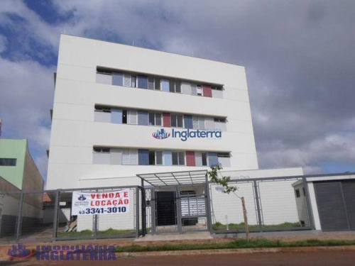 Apartamento Para Alugar, 46 M² Por R$ 850,00/mês - Jardim Piza - Londrina/pr - Ap0380