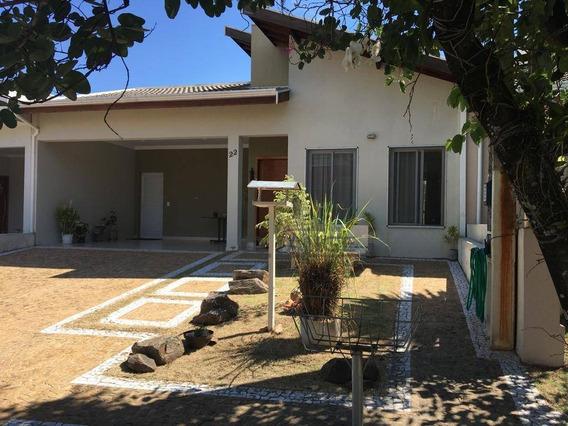 Casa Com 3 Dormitórios À Venda, 185 M² Por R$ 620.000 - Condomínio Campos Do Conde - Paulínia/sp - Ca12720