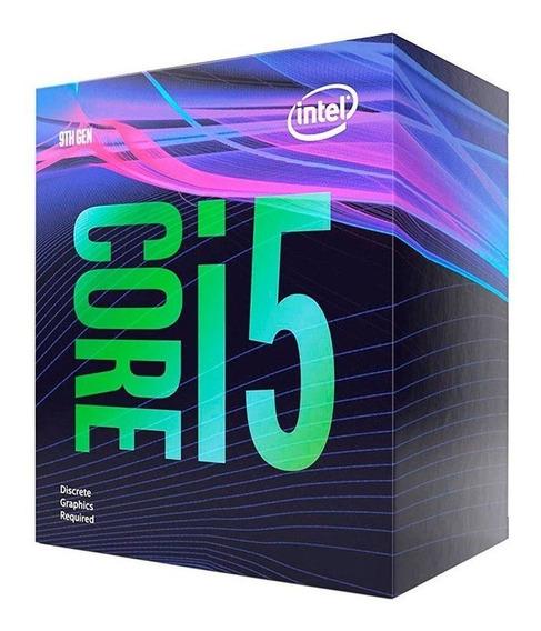 Processador Intel Core I5-9400 Coffee Lake - 9mb 2.9 Ghz