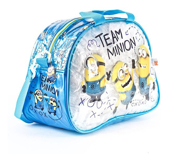 Minions Bolso Playero 11201 Beach Bag Original Educando