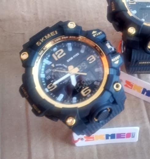 Relógio Masculino 1155 Skmei Digital Original A Prova D
