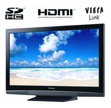 Tv Hd Panasonic Viera Plasma 50 Polegadas