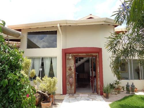 Casa  Residencial À Venda, Condomínio Colina Dos Coqueiros, Valinhos. - Ca1443