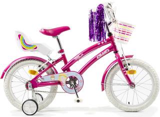 Bicicleta Olmo Tiny Rodado 12 Nena Nuevas Rosa Envío Gratis!