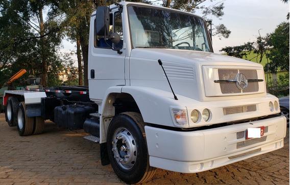 Mb 1620 2001 6x2 Truck Rollon Rollof Imavi G25