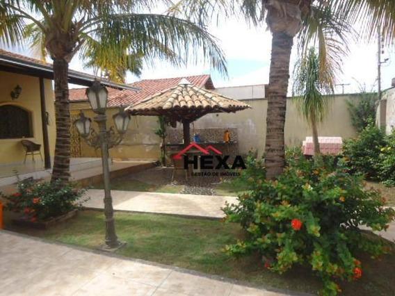 Casa Com 3 Quartos À Venda, 200 M² - Vila Rezende - Goiânia/go - Ca0504