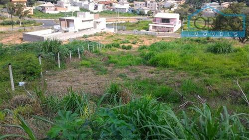 Terrenos À Venda  Em Atibaia/sp - Compre O Seu Terrenos Aqui! - 1393948