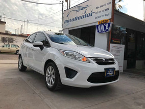 Ford Fiesta 2013 1.6 Se Sedan At