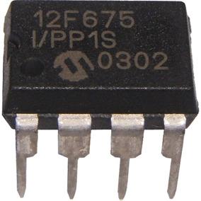 Microcontrolador Pic12f675 I/p