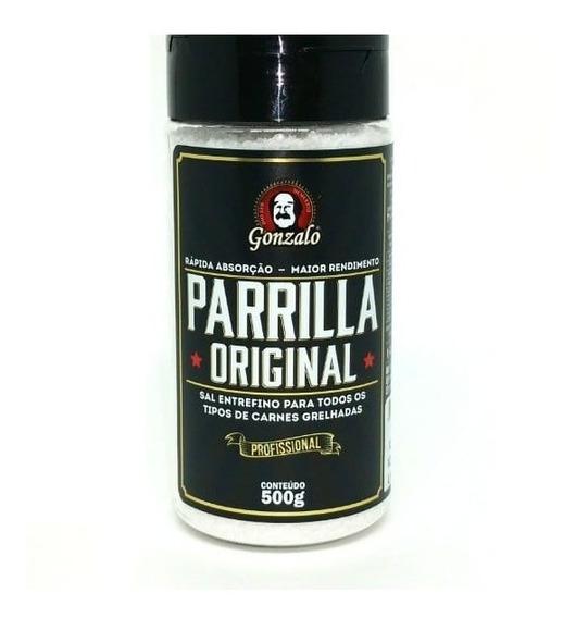 Sal Gonzalo Parrilla Original 500gr