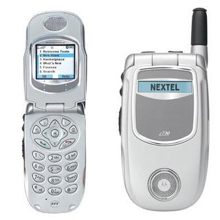 Nextel Equipos I290 I418 I296 I730 I760 Libre Prepagos White