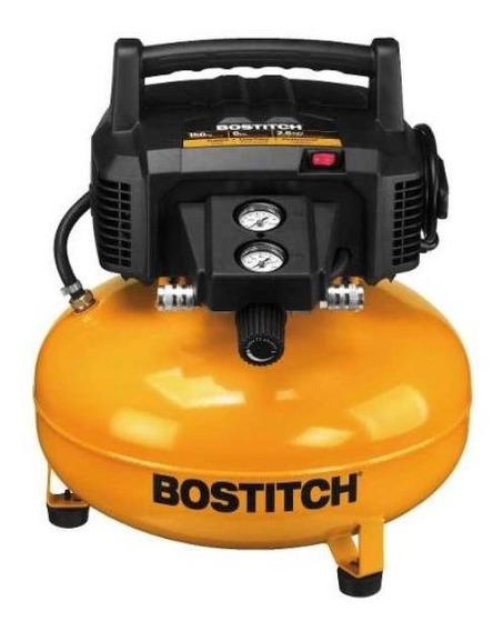 Compresor 6 Galones Tipo Dona 150 Psi Btfp02012 Bostitch