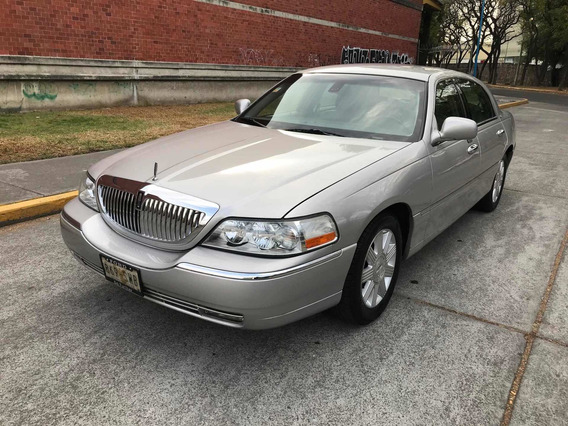Lincoln Town Car Cartier Piel At 2003