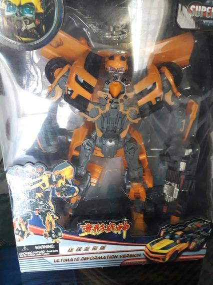 Juguete Transformer Bumblebee