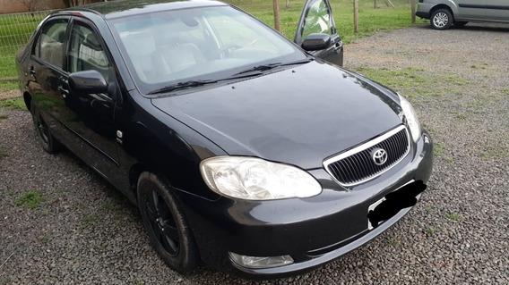 Toyota Corolla 2005 Blindado