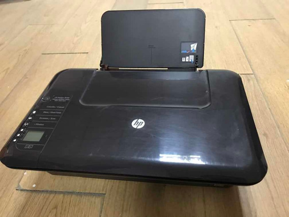Impressora Hp Deskjet 3050 - Usada