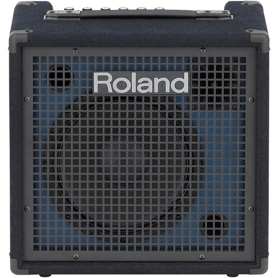 Caixa Cubo Amplificador Para Teclado Roland Kc 80 50w Rms