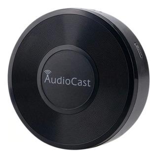 Audiocast Maneja Cualquier Parlante Con Wifi Spotify Airplay
