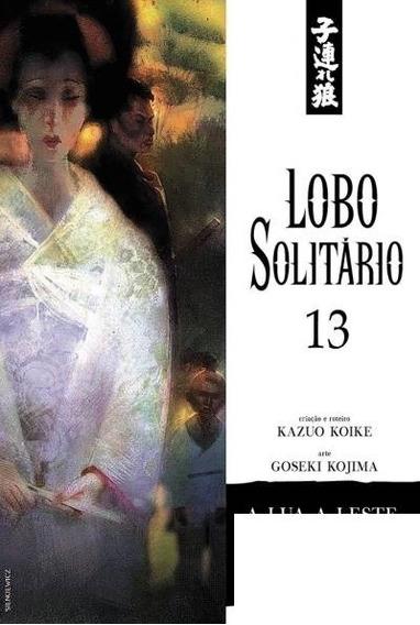 Lobo Solitário 2ª Série - N° 13