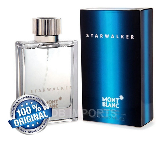 Perfume Mont Blanc Montblanc Starwalker Edt 75ml Original