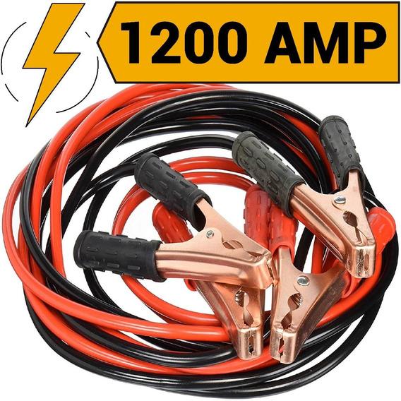 Cabo Transferência Bateria Chupeta 1200 Amp Veículos Pesados