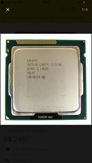 Processador Core I3 2100 1155