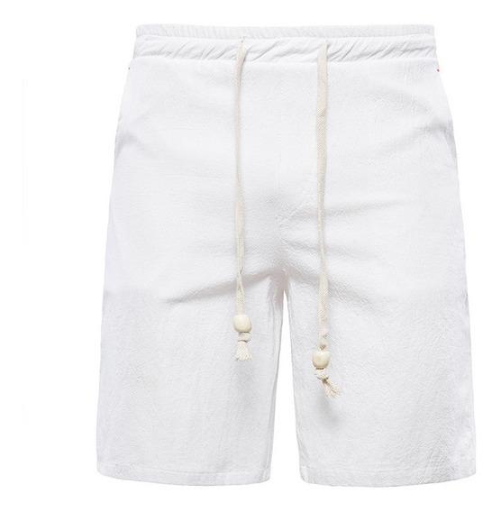 Pantalon Lino Blanco Hombre Mercadolibre Cl