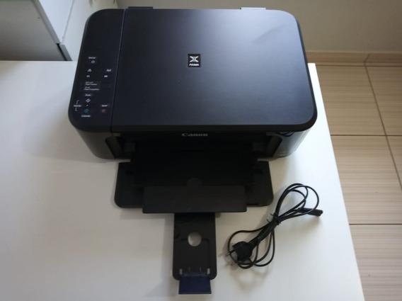 Impressora Canon Mg3610 Com Cartuc. E Tinta -retir. De Peças