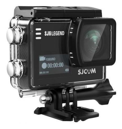 Câmera Sjcam Sj6 Legend 4k Wifi + Mic Prova D
