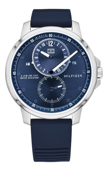 Reloj Tommy Para Caballero Modelo: 1791627 Envio Gratis