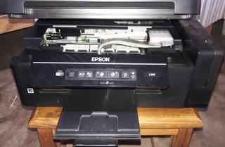 Impresora L395 Para Reparar/repuestos
