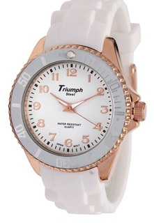 Reloj Triumph Resistente Al Agua 10 Atm Dama