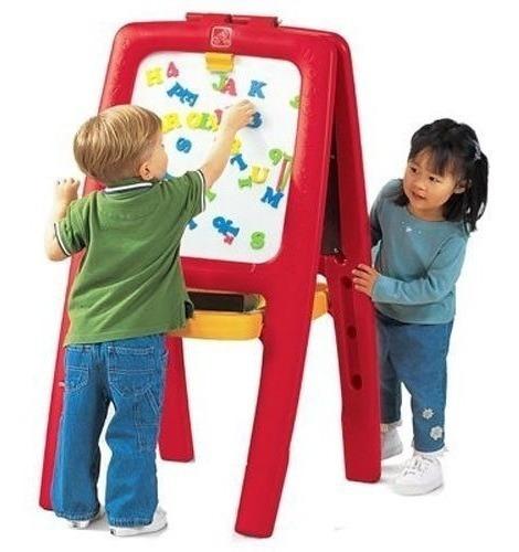 Juguetes Step 2 Caballete Para Niños