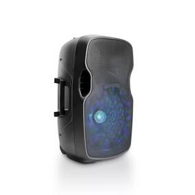 Caixa De Som Bluetooth Led 500w Rms Fm/sd/usb/aux Mic S/ Fio