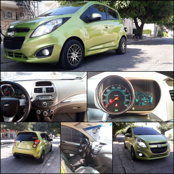 Chevrolet Spark Gt Spark Gt 1.2 Ltz
