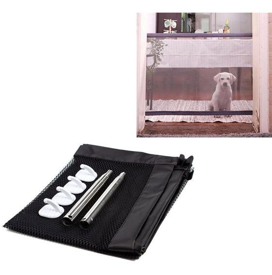 Portão Grade Tela Grade Pet Para Cachorro De Porta Casa Gato