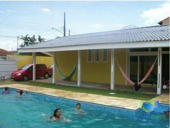 Casa Temporada Para Locação, Cibratel I, Itanhaém - Ca0197. - Ca0197