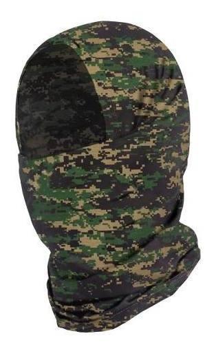 Bandana Protetora Tecido Dry Camuflado 12 Formas De Utilizar