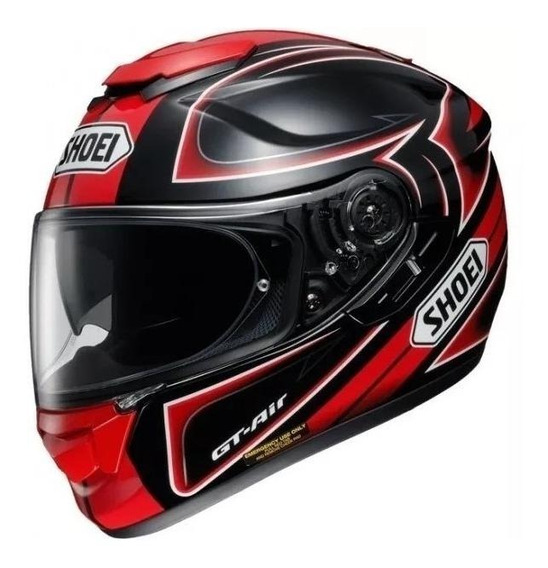 Capacete para moto escamoteável Shoei GT-Air expance tc-1 tamanho S