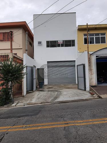 Locação Loja/salão São Paulo Vila Dos Remédios - Lc100