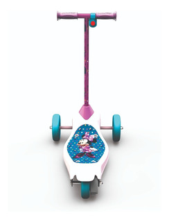 Patineta Eléctrica Recargable, Scooter Minnie Mouse Disney
