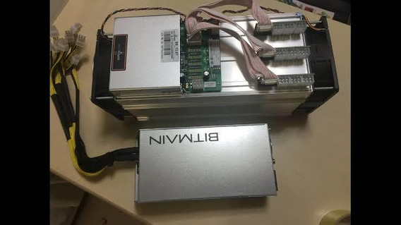 Antiminer S9 Com Fonte Bitmain