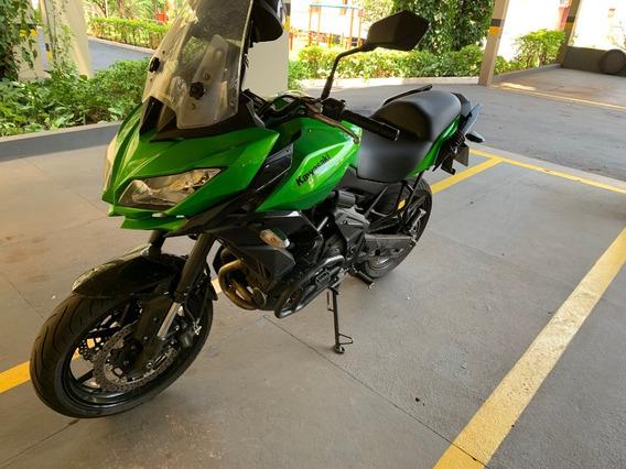 Kawasaki Versys 650cc 16/16