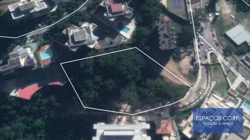 Terreno À Venda, 3116m² - Jardim Parque Morumbi - São Paulo/sp - Te0060