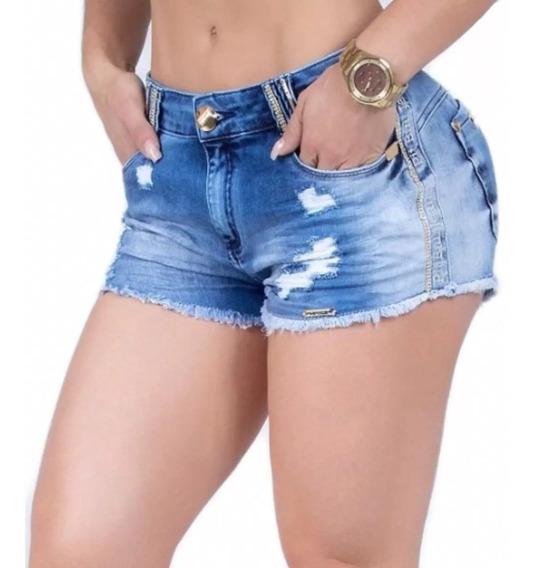 Shorts Pit Bull Pitbull Jeans Original Com Bojo