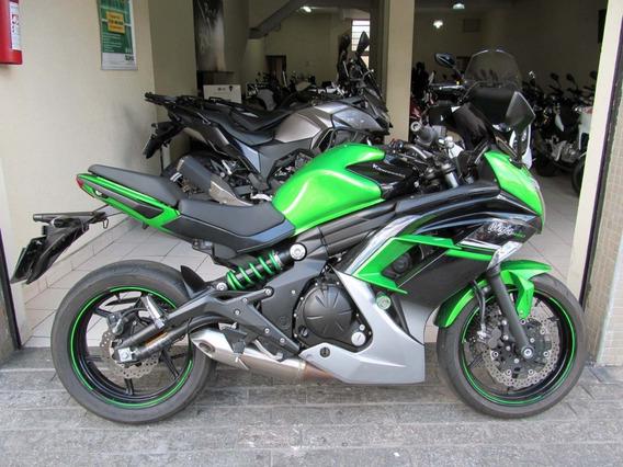 Kawasaki Ninja 650r Abs 2017 Verde