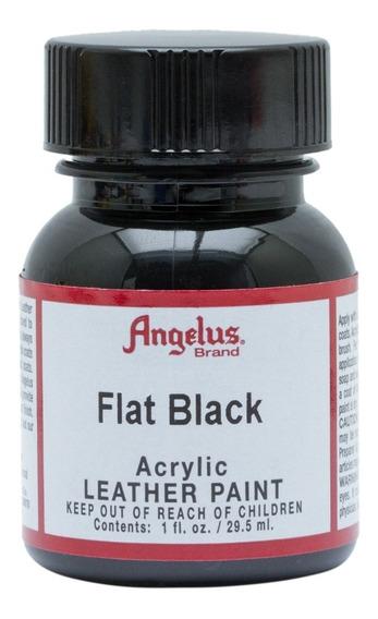 Pintura Angelus Flat Black